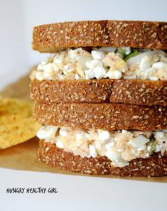 1 can albacore tuna 2 3 cup non fat cottage cheese 4 tablespoons