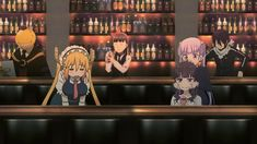 Anime Pub Anime Wallpaper
