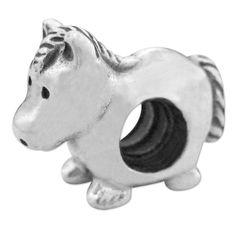 Horse Pandora Charm
