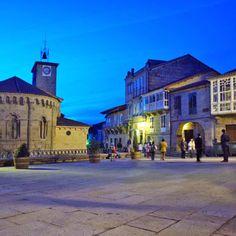 Viveiro entre los 11 pueblos de Galicia que son bonitos a rabiar World Photo, Beautiful World, Spain, Explore, Traditional, Mansions, House Styles, Travel, Home Decor