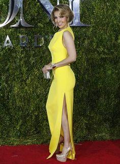 A atriz mexicana Thalia, de Kaufmanfranco Foto: KENA BETANCUR / AFP
