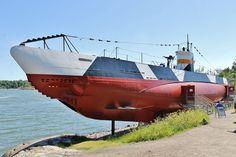 Sukellusvene Vesikko!