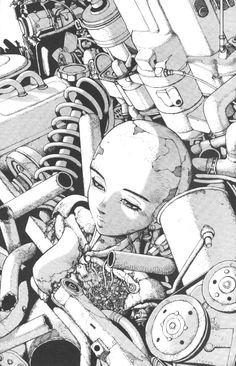 銃夢 / Gunnm / Battle Angel Alita by Yukito Kishiro
