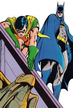 Batman & Robin by Neal Adams