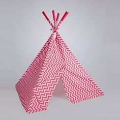 Zig Zag TeePee now featured on Fab. Could we MAKE these? @Shannon Perez @Wendy Carpenter