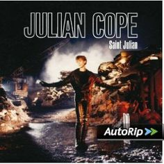 Julian Cope - Saint Julian #christmas #gift #ideas #present #stocking #santa #music #RecordClub #records