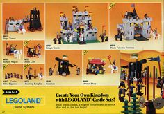 Lego Sets, Classic Lego, Lego Knights, Lego System, Lego Construction, Lego Castle, Vintage Lego, Lego Projects, Lego Stuff