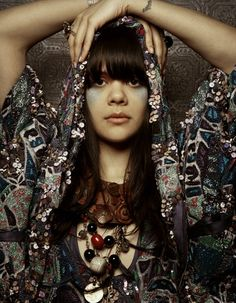Bat for Lashes - awesome singer