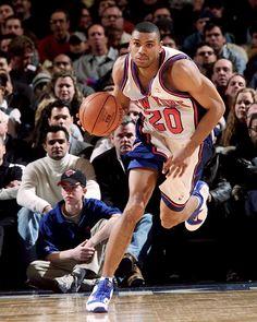 Allan Houston - 25 Greatest Knicks - ESPN
