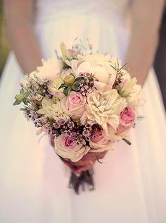 Min fina brudbukett