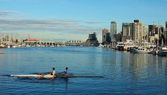 Vancouver, British Columbia - I have been here once but would love an extended stay to explore!