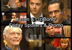 General Hospital Spoilers: Friday, March 30 – Mike's Blast from the Past – Jason and Liz Bond – Bobbie Learns a Secret Soap News, General Hospital Spoilers, Celebs, Celebrities, Gossip, Pop Culture, Bond, The Past, March