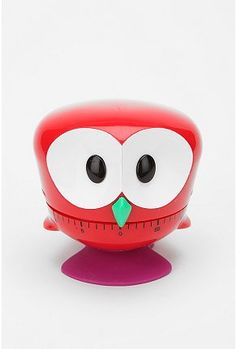 Owl Kitchen Timer -- i'm pretty sure i NEED this