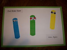Hey Mommy. Chocolate Milk!: Kid Made Get Better Cards