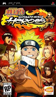 PC GAMES BEST: Naruto Ultimate Ninja Heroes