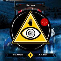 TTB1 Promo - Watchers Badge by KWilliamsPhoto