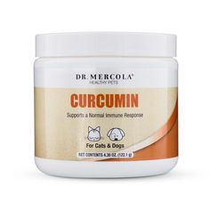 Curcumin for Pets is the first-ever bioavailable curcumin formulation that's made specifically to support the overall health of your dogs and cats. http://products.mercola.com/healthypets/curcumin-for-pets/