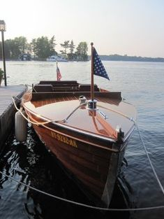 The Classic Wedding Getaway Boat