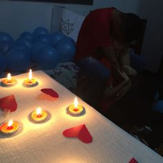 Birthday Candles, Boyfriends