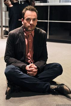 Johnny Lee Miller ¦ Elementary. I think I squeaked when I saw this photo. Might just have done it again.
