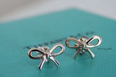 Tiffany & Co. bow earrings.❤❤❤❤❤❤❤❤❤❤❤❤❤❤❤❤❤❤❤❤❤❤❤❤❤❤❤❤❤❤❤❤