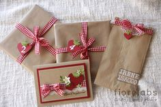 strawberry wrapping