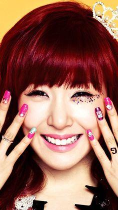 Tiffany (Girls' Generation)