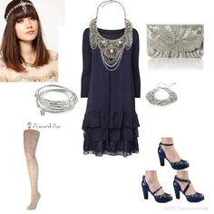 Great Gatsby style   Women's Outfit   ASOS Fashion Finder