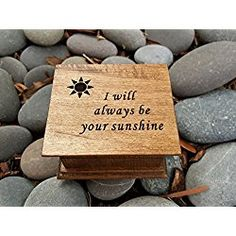 Music box, custom made music box, handmade music box, you are my sunshine, gift for mom, mother of bride gift, mother's day gift, simplycoolgifts