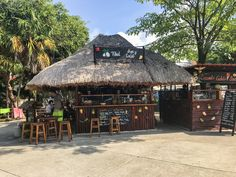 Tikal, Gazebo, Outdoor Structures, Cabin, House Styles, Home Decor, Playa Del Carmen, Decoration Home, Cabins
