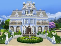 norenegonc's When Baroque Met Modern (noCC - Mansion)