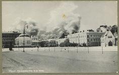 Viborg, Helsinki, World War Ii, Finland, Louvre, Street View, Building, Travel, Dioramas