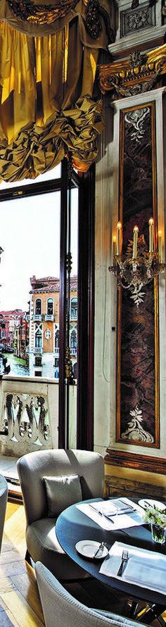 Aman Canal Grande Venice l Ria