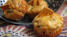 Grove muffins med mat i - Vektklubb No Bake Treats, Muffins, Tacos, Dinner Recipes, Chips, Cupcakes, Baking, Breakfast, Food