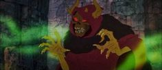 Year of the Villain: The Horned King from The Black Cauldron #disneyvillain
