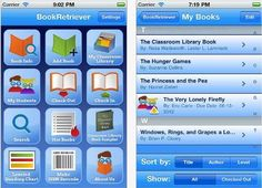 Library Management Made Easy by Lindsey Fuller | Fuller reviews Book Retriever, a low-cost iPhone app that creates a classroom library database using scans of book barcodes.