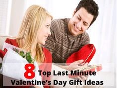 Top 8 Last Minute Valentine's Day Gift Ideas