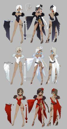 "ZiyoさんはTwitterを使っています: ""Dragon nest priest costume Assassin | Kali | Lancea | Academic 请不要转到微博哦~谢谢•̀ᴗ•́ https://t.co/0eMwz1TIGW"""
