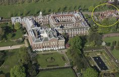 Prince William, Princess Kate and baby George have been slumming it in their two-bedder Nottingham Cottage while the finishing touches were being applied to Apartment 1A in Kensington Palace. Description from businessinsider.com.au. I searched for this on bing.com/images