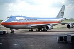 BRANIFF HISTORY TODAY - Thirty five years ago today, Sunday, October 29, 1978, Braniff International inaugurated Boeing 747 service between Honolulu, Hawaii, Portland, Oregon and Seattle, Washington. Braniff replaced Pan Am on the route and provided a smooth continuation of Hawaii to the Pacific Northwest service.
