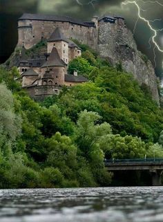 Beautiful Orava Castle - Slovakia