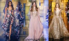 Elie Saab Sonbahar 2015 Couture