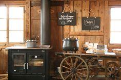 "Warm food in the ""Schopf"" - 365 days a year on the Bächlihof in Jona (SG), Switzerland - www. Warm Food, Switzerland, In Season Produce, Goulash Soup, Beef"