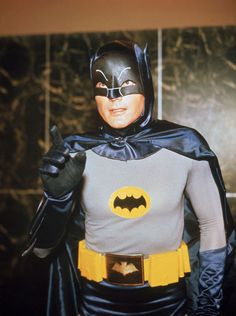 Batman Classic 1966 TV Not A Moment To Lose Gallery Print