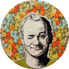 {Right Back at You Bill} by luckyjackson ... I do love me some Bill Murray!
