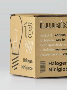 Typografie für Verpackungen und Bedruckungen: Erstellt mit der Schrift Cera Round von Jakob Runge & Lisa Fischbach