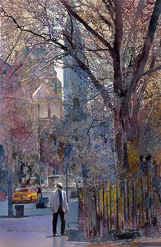 The Naked City, John Salminen.