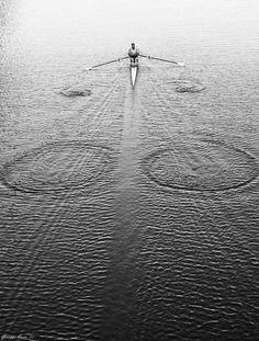Ahhh - I miss rowing