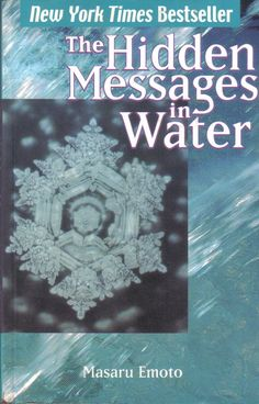 This book has the potential to profoundly transform your world view. Using high-speed photography, Dr. Masaru Emoto discovered that crystals formed in frozen water reveal changes when specific, concentrated thoughts are directed toward them.