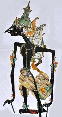 KRESNA Wayang Ukur Shadow Theatre, Indonesian Art, Dutch East Indies, Javanese, Shadow Play, Shadow Puppets, Borneo, Mythical Creatures, Traditional Art